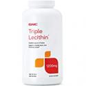 Deals List: 2PK GNC Triple Lecithin 1200mg 180 Softgels