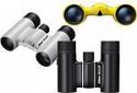 Deals List: Nikon - Aculon T02 10 x 21 Compact Binoculars