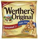 Deals List: Werther's Original Sugar Free Hard Candies or Chewy Caramels