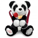 Deals List: Singalong Buddies Plush Panda with Wired Microphone w/Speaker