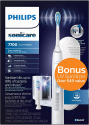 Deals List: Philips Sonicare Expertclean 7700 Rechargeable Electric Toothbrush with Bluetooth & UV Sanitizer, Hx9630/16, Silver, 1 Count
