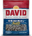 Deals List: 12-pk DAVID SEEDS Roasted & Salted Original Jumbo Sunflower Seeds, 5.25 Oz
