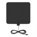 Deals List: Onn. Ultra-Thin Indoor Antenna 75-Mile Range ONN20TM500T