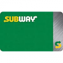 Deals List: $50 Subway eGift Card Email Delivery + 4X Fuel Points