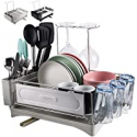 Deals List: Himimi Ice Maker Machine Countertop w/Ice Scoop and Basket