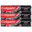 Deals List: 3-Pack Colgate Activated Charcoal Toothpaste 4.6 oz