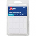 Deals List: Avery Removable Labels, Rectangular, 0.5 x 0.75 Inches, White, Pack of 525 (6737)