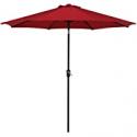 Deals List: Grand Patio 9 FT Enhanced Aluminum Patio Umbrella