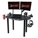 Deals List: Atlantic Eclipse Space-Saving Gaming Desk with Storage
