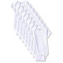 Deals List: Gerber unisex-baby 8-pack Short Sleeve Onesies Bodysuits