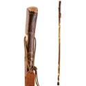 """Deals List:  55"""" Brazos Hawthorn Trekking Walking Stick"""