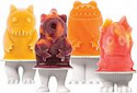 Deals List: Tovolo Ice Pop Flexible Silicone Freezer Molds, Set of 4 Unique Monsters, Popsicle Makers