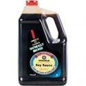Deals List: Kikkoman Traditionally Brewed Soy Sauce, 1 Gallon (Pack of 4)