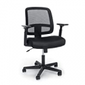 Deals List: OFM Essentials Collection Mesh Back Chair with Adjustable Arms