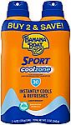 Deals List: Banana Boat Sport Performance Cool Zone, Reef Friendly, Broad Spectrum Sunscreen Spray, SPF 30, 6oz. - Twin Pack