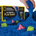 Deals List: National Geographic Blue Play Sand 6 lbs w/6 Castle Molds