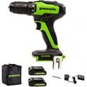 Deals List: Greenworks 24V Brushless Cordless 1/2-Inch Drill / Driver