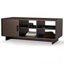 Deals List: MELLCOM Mid-Century Modern TV Stand with Storage Shelf