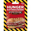 Deals List: $50 Firehouse Subs Gift Card + Free $10 Amazon Credit