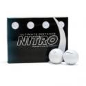 Deals List: Nitro Golf Ultimate Distance Golf Balls, White, 12 Pack
