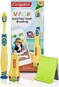 Deals List: Colgate Magik Smart Toothbrush for Kids, Kids Toothbrush Timer with Fun Brushing Games