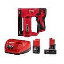 Deals List: Milwaukee M12 12V Li-Ion 3/8 in Crown Stapler w/Battery, Charger
