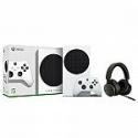 Deals List:  Xbox Series S 512GB SSD Console + Xbox Wireless Headset