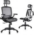 Deals List: TITAN Black Amamedic Ergonomic Mesh Office Chair