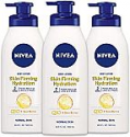 Deals List: NIVEA Skin Firming Hydration Body Lotion 16.90 oz ( Pack of 3)