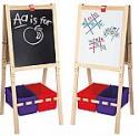 Deals List: Cra-Z-Art 3-in-1 Smartest Artist Easel Wood w/Chalkboard