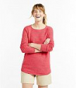 Deals List: L.L.Bean Women's Long-Sleeve Textured Cotton Sweater