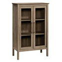 Deals List: Sauder Anda Norr Display Cabinet 31.77 x 16.02 x 50.2-in