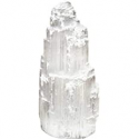 "Deals List:  4"" Chrysalis Stone Selenite Skyscraper"