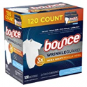 Deals List: 120-Count Bounce WrinkleGuard Mega Dryer Sheets