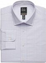 Deals List: 1905 Collection Slim Fit Spread Collar Plaid Dress Shirt