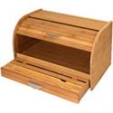 Deals List: Honey-Can-Do KCH-01081 Bamboo Bread Box
