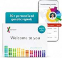 Deals List: 23andMe Ancestry + Traits Service: Personal Genetic DNA Test with 2000+ Geographic Regions, Family Tree, DNA Relative Finder, and Trait Reports