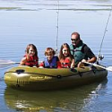 Deals List: Airhead ANGLER BAY 4-Person Inflatable Boat