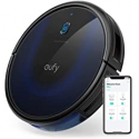 Deals List: eufy BoostIQ RoboVac 15C MAX, Wi-Fi Connected, Super-Thin, 2000Pa Suction, Quiet, Self-Charging Robotic Vacuum Cleaner, Cleans Hard Floors to Medium-Pile Carpets, Black (Renewed)