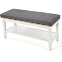 Deals List: House of Living Art Entryway Storage Bench