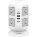 Deals List: Tessan Surge Protector Power Strip Tower 8 AC Outlets