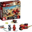 Deals List: LEGO NINJAGO Legacy Kai's Blade Cycle Ninja Motorcycle Playset (71734)