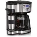 Deals List: Hamilton Beach 49980A Single Serve Coffee Brewer and Full Pot Coffee Maker, 2-Way