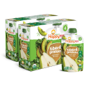 Deals List: Happy Tot Organics Fiber & Protein Stage 4, Pear, Kiwi & Kale, 4 Ounce Pouch (Pack of 16)