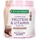Deals List: Natures Bounty Complete Protein & Vitamin Shake w/Collagen & Fiber