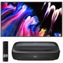 Deals List: Hisense L9 TriChroma 100-in Laser TV w/ ALR Projector Screen
