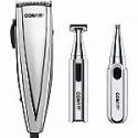 Deals List: Conair - 3-in-1 Home Haircut & Grooming Kit - Chrome,HCT401N