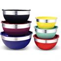 Deals List: Elite EBS-0012 12-Piece Multicolor Mixing Bowls