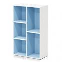 Deals List: Furinno 5-Cube Reversible Open Shelf