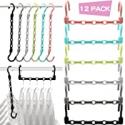 Deals List: 12-Pack MSHALADE Sturdy Closet Organizer Hanger